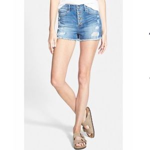 Articles of Society Hi Rise Distressed Short 28